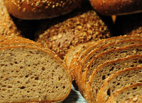 Brot zum Backfest
