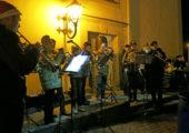 Musik zum Christkindlsmarkt in Triebes